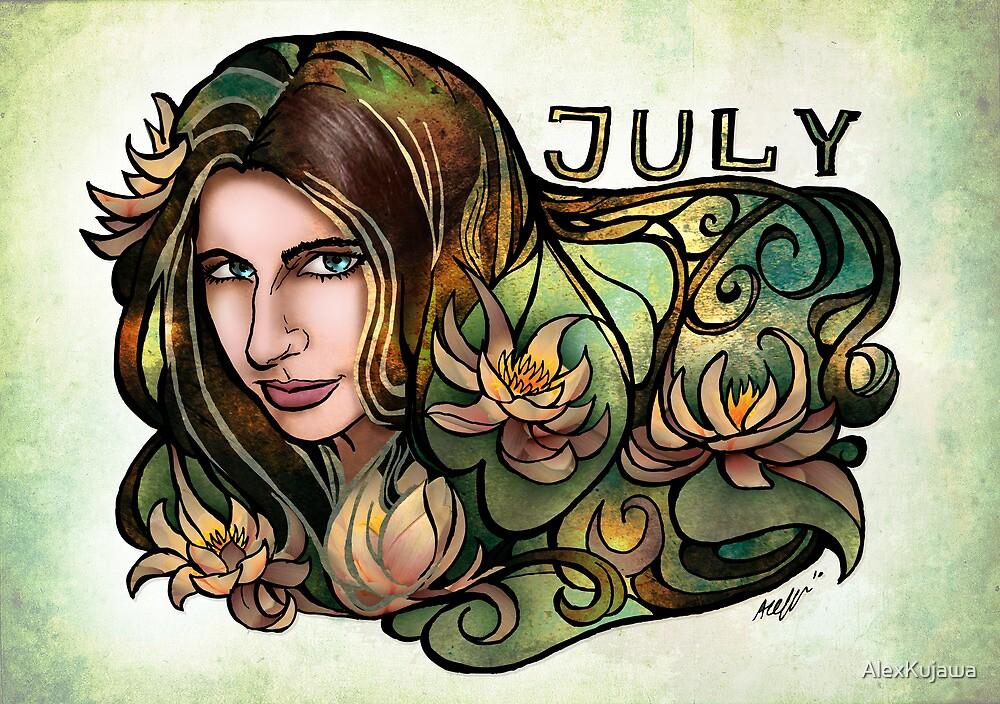 Brit of July by AlexKujawa