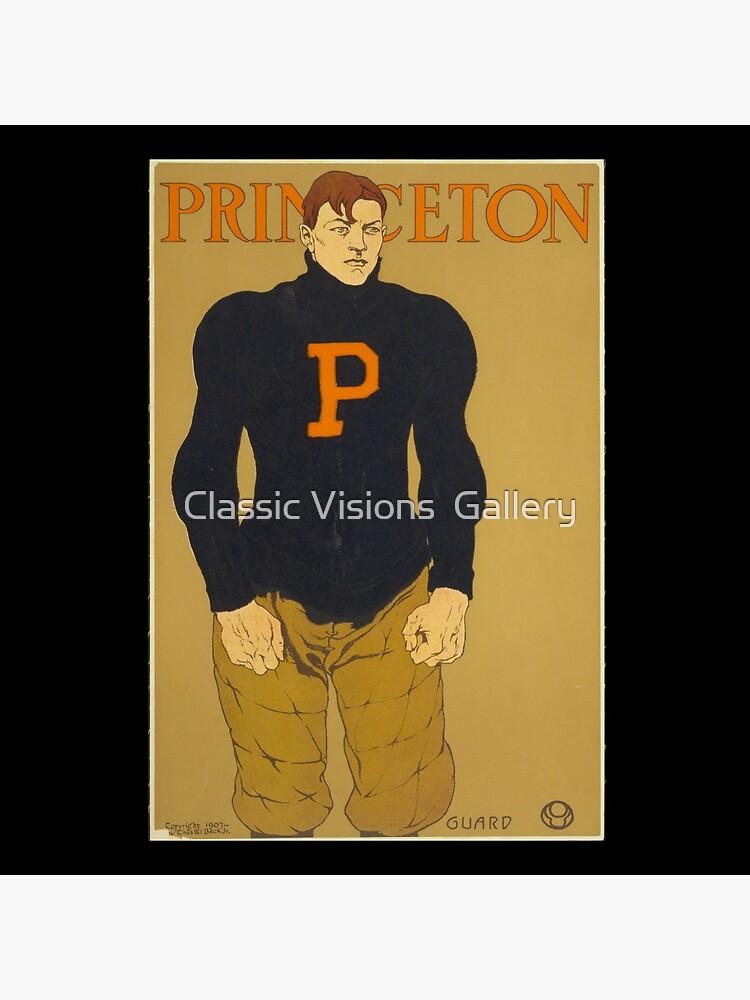'Princeton' Vintage Poster (Reproduction) by RozAbellera
