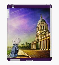 Return from the past. iPad Case/Skin