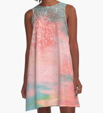 Marsh Mellow A-Line Dress