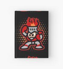 Fireman Hardcover Journal