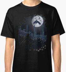 Tonight Gehrman joins the hunt. Classic T-Shirt