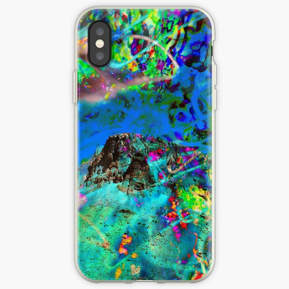 Peaking iPhone Case & Cover