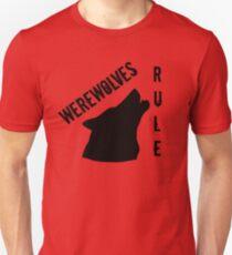 Werewolves T-Shirt