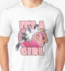 It's A Girl Unisex T-Shirt