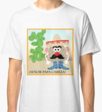 Mexican Mr. Potato Head Classic T-Shirt