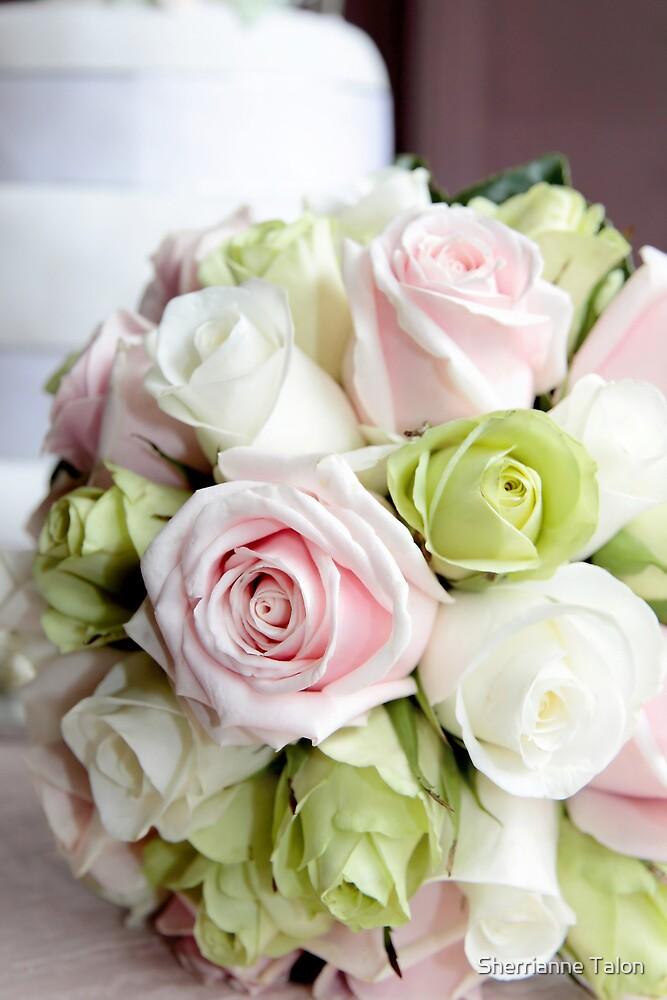 Bridal Bouquet by Sherrianne Talon