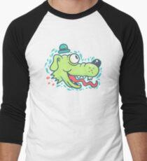 GA HYUK Baseball ¾ Sleeve T-Shirt