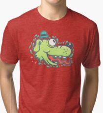 GA HYUK Tri-blend T-Shirt