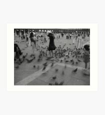 Venice - St Marco's Square Art Print