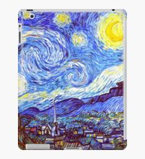 'The Starry Night' HDR iPad Case/Skin