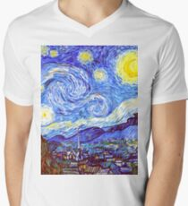 'The Starry Night' HDR T-Shirt