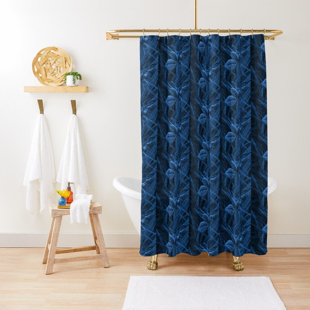 How Cold? Shower Curtain