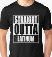 Straight OUTTA Latinum - Star Trek Unisex T-Shirt
