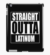 Straight OUTTA Latinum - Star Trek iPad Case/Skin
