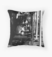 Italiano Throw Pillow