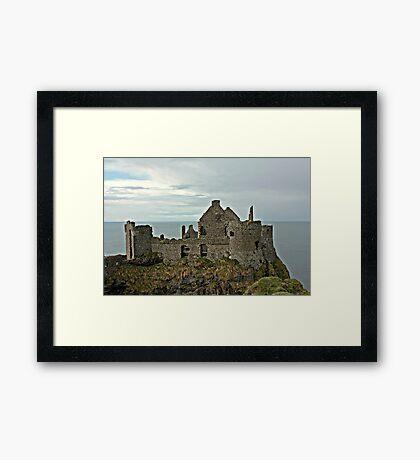 Dunluce Castle Framed Print