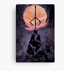 Bloodborne: Rancid Beasts, Every Last one of Us Canvas Print