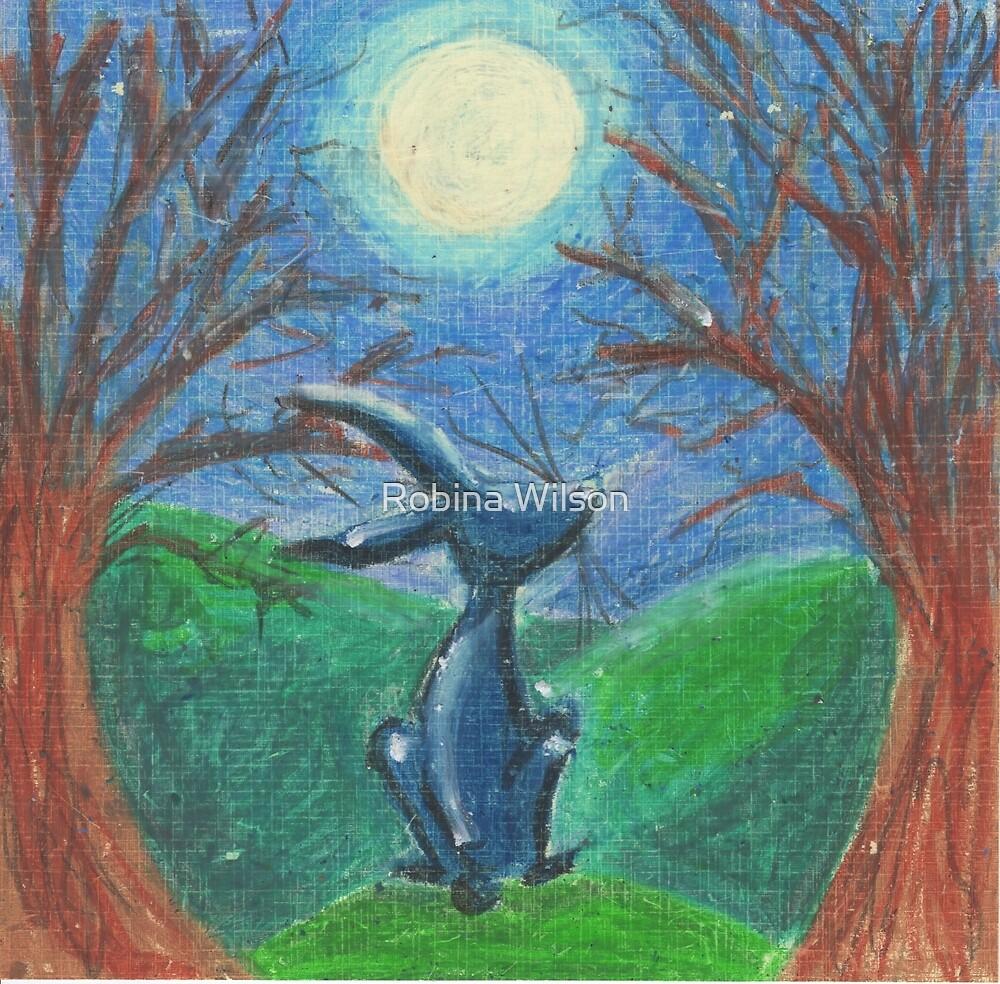 Beatrice Hare by Robina Wilson
