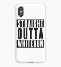 Adventurer with Attitude: Whiterun iPhone Case