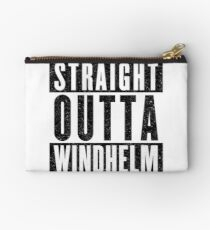 Adventurer with Attitude: Windhelm Studio Pouch