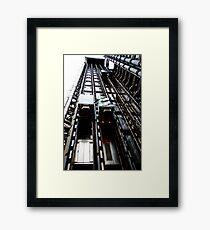 The Tyrell Corporation Framed Print