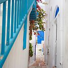 .Cruise souvenirs  Somewhere in Greece....the island of Mykonos by John44