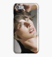 Milla Jovovich iPhone Case/Skin