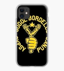 Gogol Negra iPhone Case