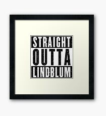 Lindblum Represent! Framed Print