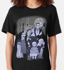 Family Portrait Slim Fit T-Shirt