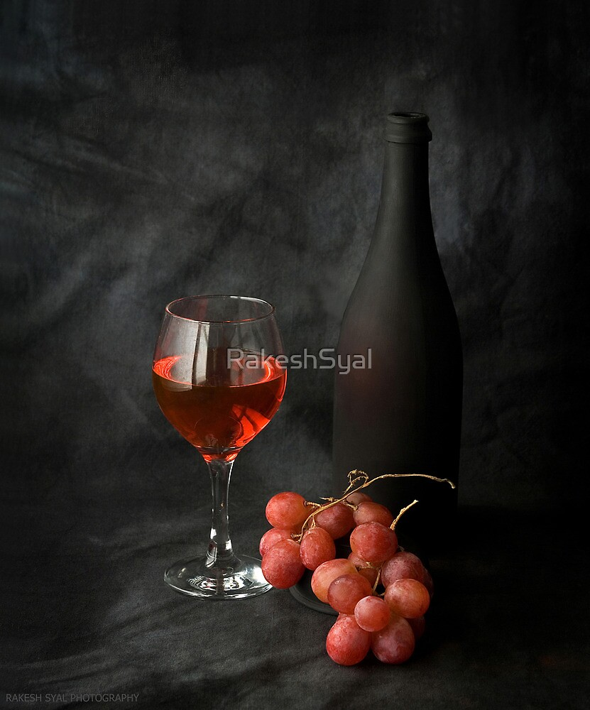 RED RED WINE by RakeshSyal