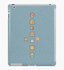 Super Mario Brothers iPad Case/Skin
