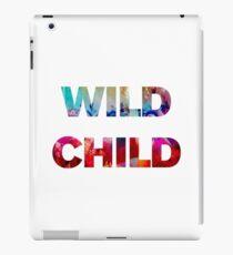 Wild Child iPad Case/Skin