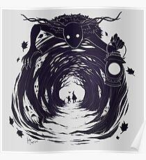 OtGW: Wenn du nachts in den Wald gehst ... Poster