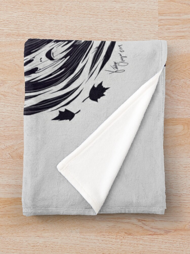 Alternate view of OtGW: If You Go into the Woods at Night... Throw Blanket
