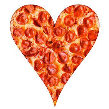 Pizza by goodsenseshirts