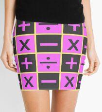 trish una pattern Mini Skirt