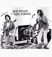 bob neil young dylan live tour 2019 sudahlah Poster