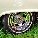 Mustang Wheel. by lendale