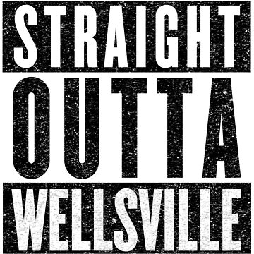 Wellsville Represent! by tuliptreetees