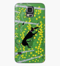 Daffodil Hound Case/Skin for Samsung Galaxy