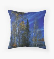 """Stately"" Throw Pillow"