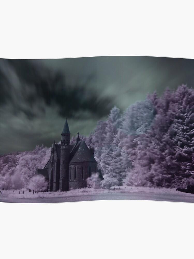 St Palladius Church, Glen of Drumtochty | Poster