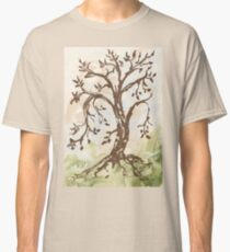The Tree of Contemplation Classic T-Shirt