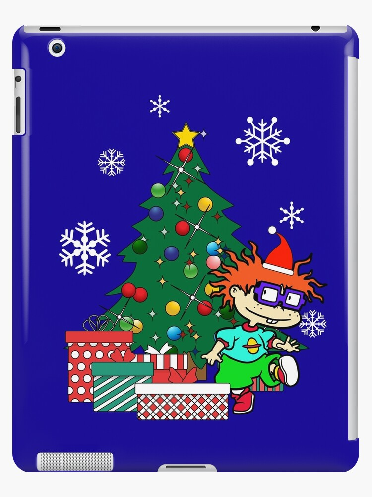 Rugrats Christmas.Chucky Rugrats Around The Christmas Tree Ipad Case Skin By Nova5