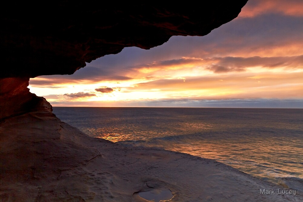 Cave View by Mark  Lucey