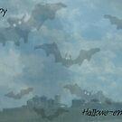 Happy Hallowe-en..rain by MaeBelle