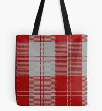 02868 Erskine (Red) Clan/Family Tartan  Tote Bag
