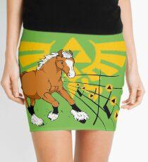 Calling Epona Mini Skirt